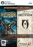 echange, troc Pack 2 jeux : Bioshock + The elder scrolls IV : oblivion