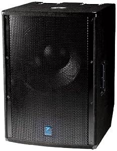 Yorkville LS2100P Powered Subwoofer 21 Inch Woofer Integrated 2400 Watt Amplifier Elite Series by Yorkville