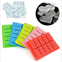 BJE Lego Bricks Silicon Ice Tray Mould