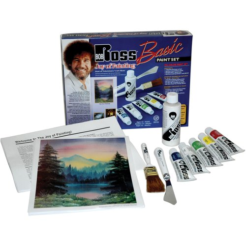 Martin/ F. Weber Bob Ross Basic Paint Set