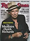 Rolling Stone October 28 2010 The Memoirs of Keith Richard (#1116)