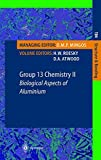 img - for Group 13 Chemistry II: Biological Aspects of Aluminum (Structure and Bonding) book / textbook / text book