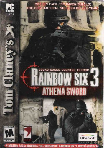 Tom Clancy'S Rainbow Six 3: Raven Shield - Pc front-624625