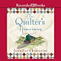 The Quilter's Homecoming Audiobook by Jennifer Chiaverini Narrated by Christina Moore