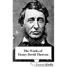The Works of Henry David Thoreau (with active table of contents)
