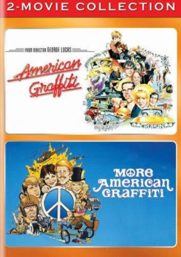 DVD : American Graffiti / More American Graffiti 2-movie (2 Discos)
