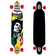 "Blunt Longboard Complete Speed downhill Through 42""*9.5"" Maple THRU"