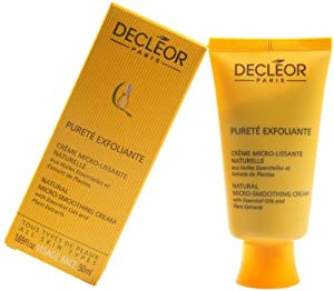 Decleor Natural Mirco-Smoothing Cream for Unisex, 1.69 Ounce