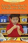 Activity Schedules/Children w/Autism
