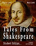 img - for Tales From Shakespeare Student Edition Complete And Unabridged book / textbook / text book
