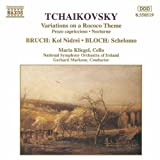Variations sur un thme rococopar Piotr Ilyich Tchaikovski