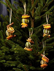 Five Tree Decorations