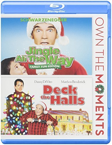 Jingle All the Way / Deck the Halls [Blu-ray] by 20th Century Fox