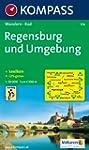 Regensburg und Umgebung 1 : 50 000. G...