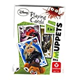 Muppets 2 in 1 Playing Cards