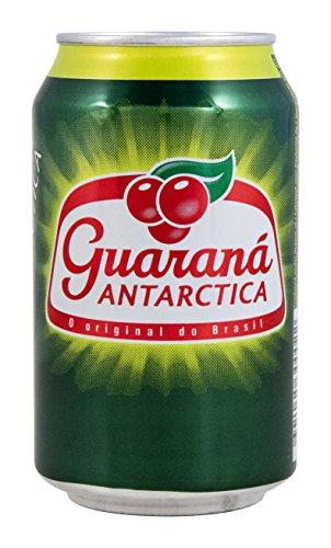 Guarana' Antarctica Bibita al Guaranà - 6 pezzi da 330 ml [1980 ml]