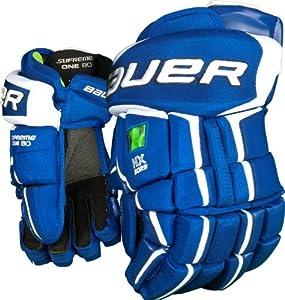 Bauer Supreme One80 Junior Hockey Gloves by Bauer
