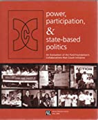 Power, Participation, & State-Based Politics…