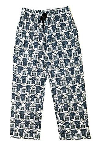 Da uomo carattere Lounge pantaloni pigiama pantaloni: fumetto Boys Nightwear taglia S-XL Star Wars - Storm Trooper Lounge Pants Large