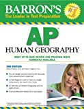 img - for By Meredith Marsh Barron's AP Human Geography (3rd Edition) book / textbook / text book