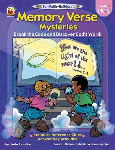 Memory Verse Mysteries - 1