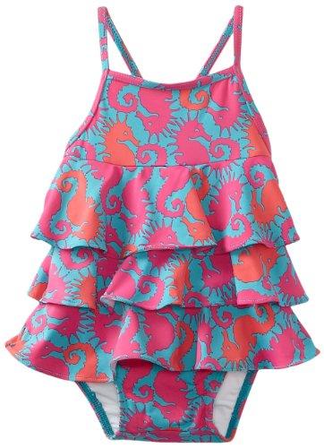 Lilly Pulitzer Baby Girls Newborn Cindy Lou Swimsuit