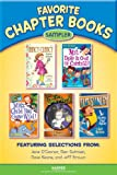 Favorite Chapter Books Sampler (Nancy Clancy)
