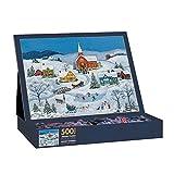 LANG Snowy Evening 500-Piece Jigsaw Puzz...
