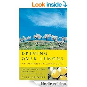 Driving Over Lemons: An Optimist in Andalucia (Lemons Trilogy)