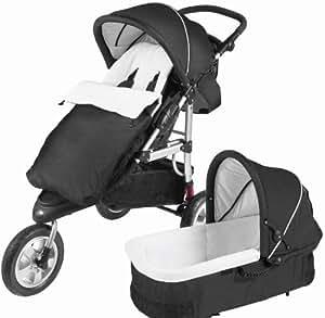 Babyway XC S 3 wheeler Jogger Pushchair