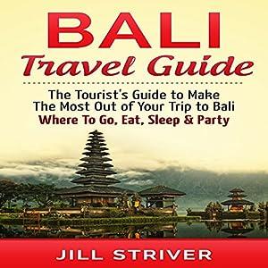 Bali Travel Guide Audiobook
