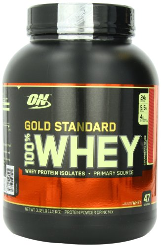 Optimum Nutrition Gold Standard 100% Whey boisson