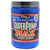 Gaspari Nutrition Superpump Max, Refreshing Orange, 1.41 Pounds