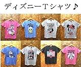 柄もプリントも可愛い ディズニーTシャツ  < デイジー ドナルド デイジーダック ミッキーマウス ミニー MINNIE minnie T ミッキー mickey MICKEY ディズニー ディズニーランド >