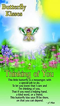 Toughtful Little Angels 7001 Thinking Of You Angel Pin
