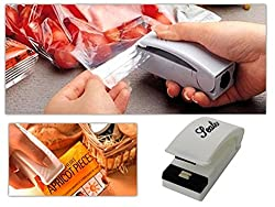 AndAlso Handheld Mini Battery Operated Plastic Food Vegetable Bag Pouch Sealer