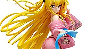 To LOVEる-とらぶる-ダークネス 金色の闇 浴衣Ver. 1/8スケール PVC製 塗装済み完成品フィギュア