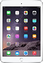 Apple iPad Mini 3 - 128 Go - Argent- version Wifi + 4G