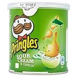 Pringles Pop & Go Sour Cream & Onion 40g