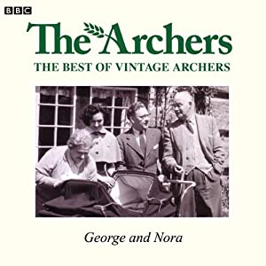 Vintage Archers: George and Nora Radio/TV Program
