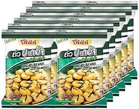 Broad Beans Koh-kae Seaweed Flavour 20 G Pack 12