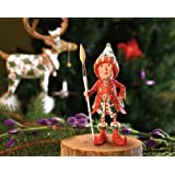 Patience Brewster Vixen's Painter Elf - Krinkles Christmas Décor New 08-30658