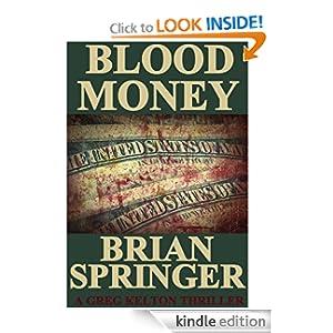 Blood Money (A Greg Kelton Thriller)