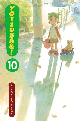 よつばと! 10巻(英語版)