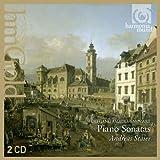 Sonates Pour Piano K.282, 330, Alla Turca 399, 455, 457, 475 & 574