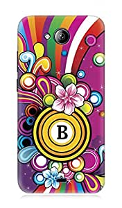 Micromax Canvas Play Q355 3Dimensional High Quality Designer Back Cover by 7C