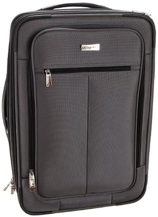 Travelers Choice Luggage Siena Hybrid Hard-Shell Rolling Garment Bag / Upright, Charcoal, One Size