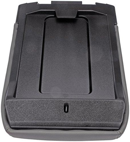 Dorman 924-811 Center Console Lid Kit - Dark Gray