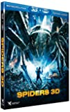 Spiders [Blu-ray 3D] [Combo Blu-ray 3D + DVD]