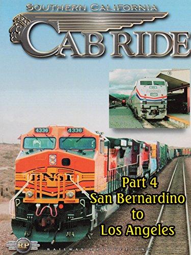 Southern California Cab Ride-San Bernardino to Los Angeles